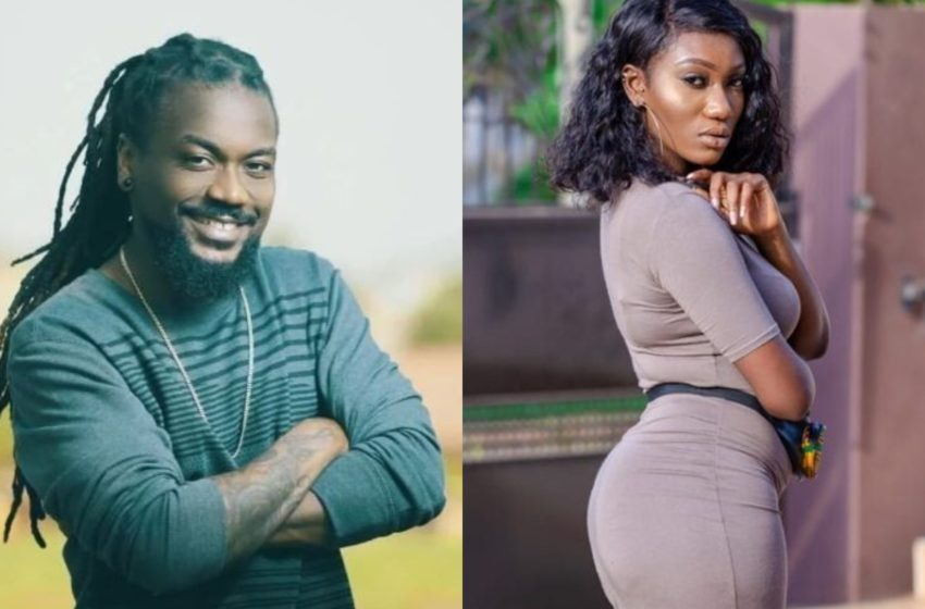 Samini Replies Wendy Shay For Taking Him Out Of The Big '4S' In Ghana Music And Replacing Herself