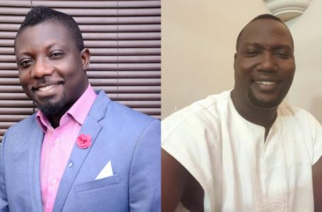 Late Bishop Nyarko: Bill Asamoah Pours His Heart Out At Funeral Of Actor (Watch Video)