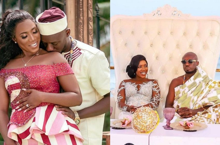 Celebrity Blogger Nkonkonsa and Wife Victoria Lebene Welcome First Child As Beautiful Baby Bump Photos Pop Up