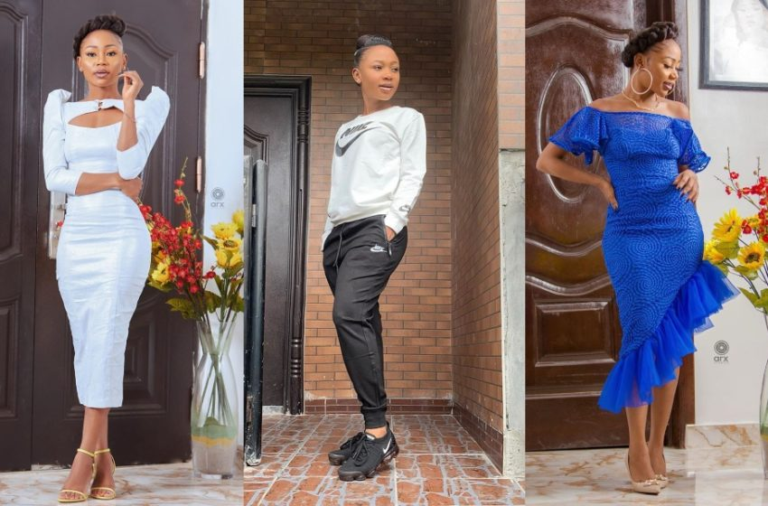Akuapem Poloo Goes Viral As She Celebrates Her Son's Birthday Today with Nude Photo