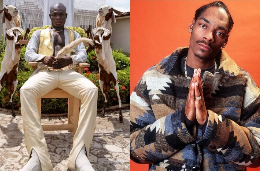 Comic Rapper AY Poyoo Speaks About American Rapper Snoop Dog's Massive Love For Him (Watch Video)