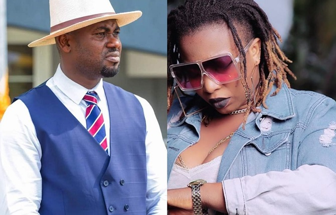 Abeiku Santana Finally Reacts To Ohemaa Dadao's Warning To Him