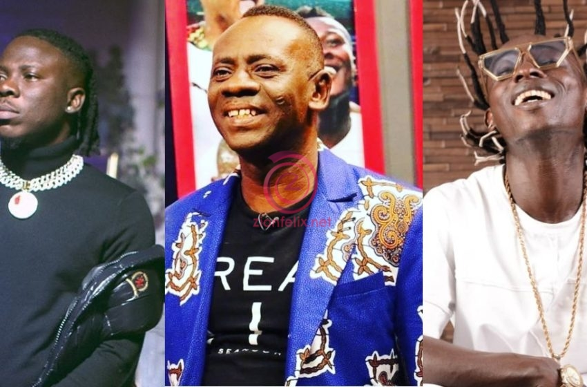 This is Gibberish; Come Out With Something Special So That Ghana Music Will Go Forward – Akrobeto to Stonebwoy (+Video)