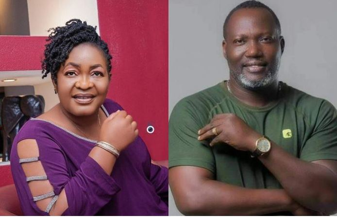 Kill Me If I Know Anything About Your Death – Christiana Awuni Tells Bishop Bernard Nyarko In New Video (Watch)