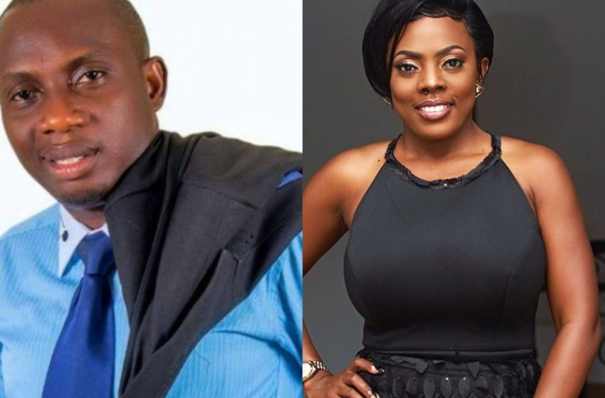 Nana Aba Anamoah Takes A Dig At Media Outlets Who Feature Counsellor Lutterodt