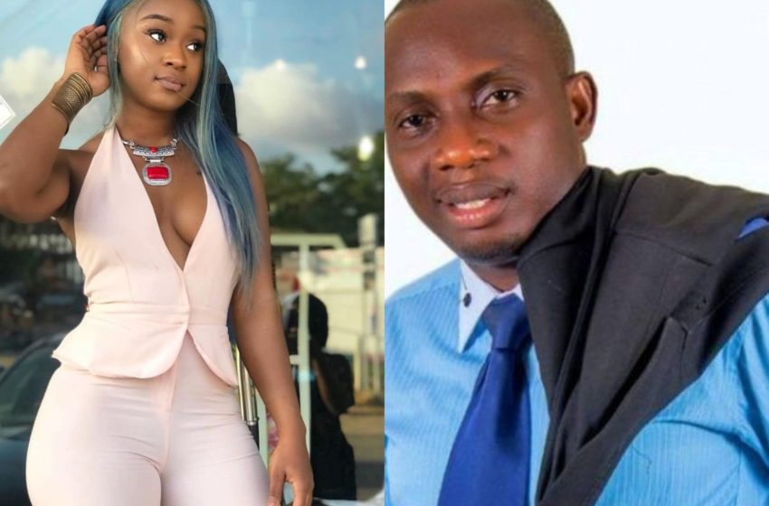 Efia Odo Slams Counsellor Lutterodt Over His Infamous Rape Statement – Says He Is A Poor Excuse Of A Human Being