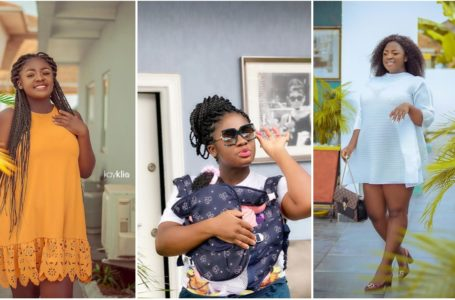 No One Has Sacked Me From The East Legon House; I Own It And I Am Renting It Out – Tracey Boakye Jabs Critics In Video (Watch)
