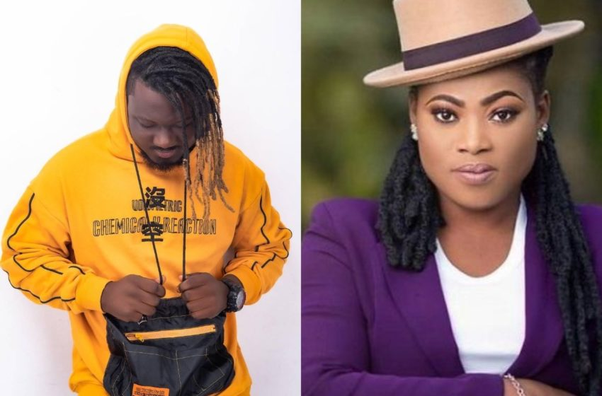 Joyce Blessing Is An Ungrateful Gospel Artiste, I Wrote A Song For Her But She Treated Me Badly – Krachi