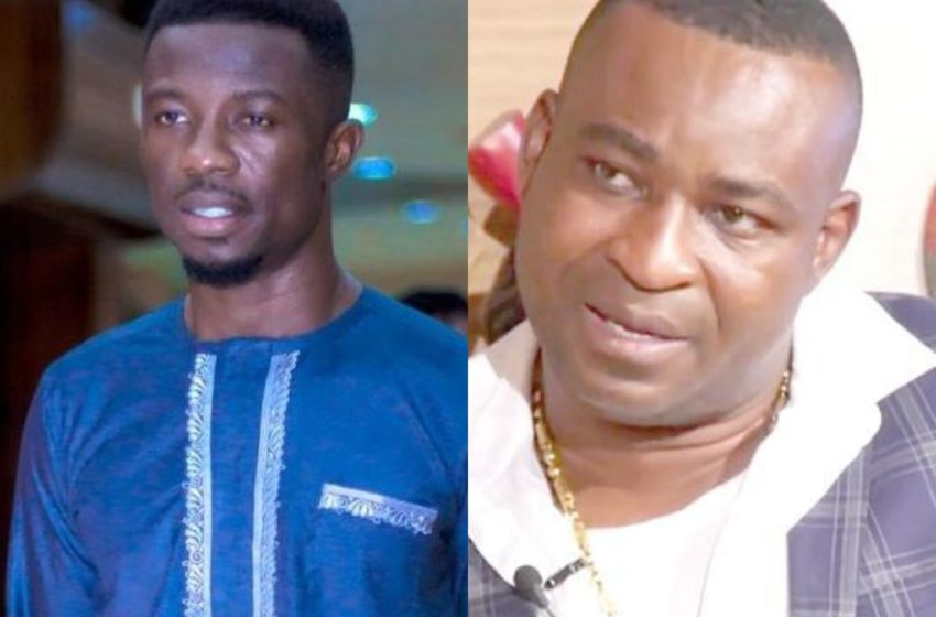 Kwaku Manu Is Not 'Correct' – Watch Him Hilariously Weep And Beg NPP's Chairman Wontumi Not To Speak English Again When He Is Angry