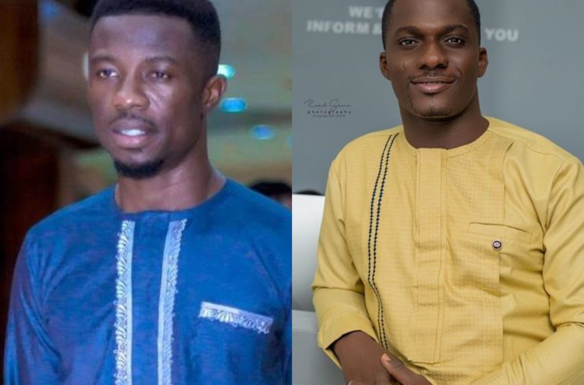 Kwaku Manu 'Weeps' As He Reacts To ZionFelix's 29th Birthday Celebration And Studio Launch – Watch Video