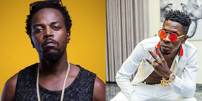 I'm Really Proud Of You – Kwaw Kese Doffs His Hat To Shatta Wale