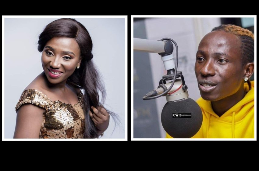 I'm A Big Fan Of Patapaa, I'll Feature Him – Gospel Musician Lady Prempeh