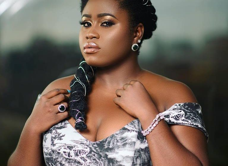 Black And Yellow: Actress Lydia Forson Dazzles Fans With New Photo