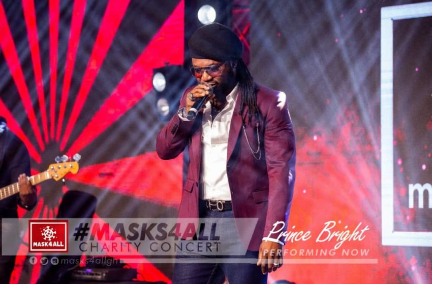 Mask4all Charity Concert Held With Top Music Stars
