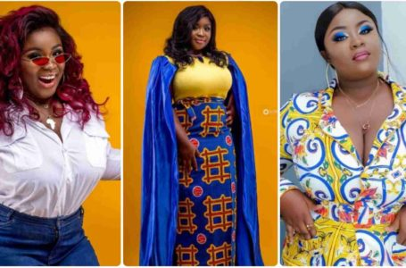 Actress Maame Serwaa Celebrates Her 20th Birthday Today With 'Too Risky' Photo; Celebs React (See)