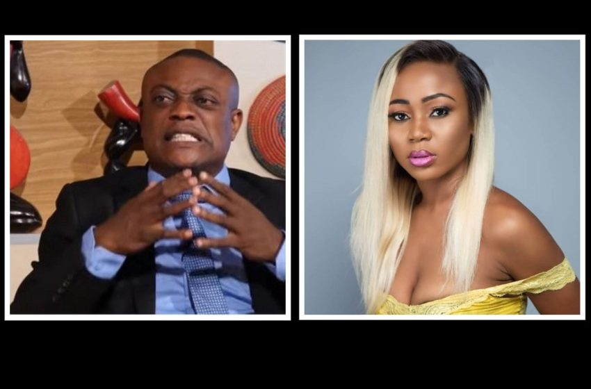 Nude Photo Of Rosemond Brown Can Land Her In Jail For 3 Years – Maurice Ampaw Reveals