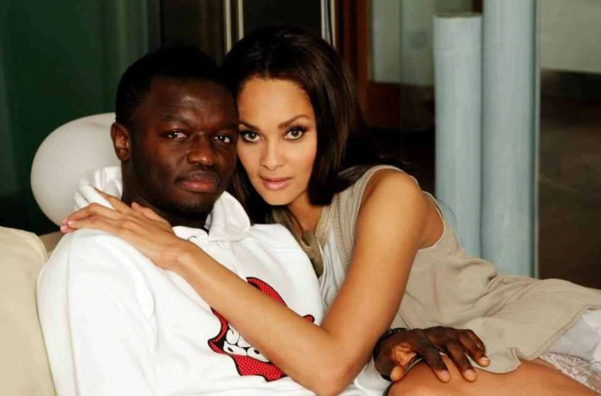 Sulley Muntari's Wife, Menaya Donkor Reveals Why They Never Did A White Wedding