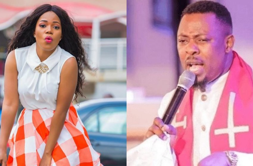 Mzbel Charges On Nigel Gaisie Again, Sends A Stern Warning To Him