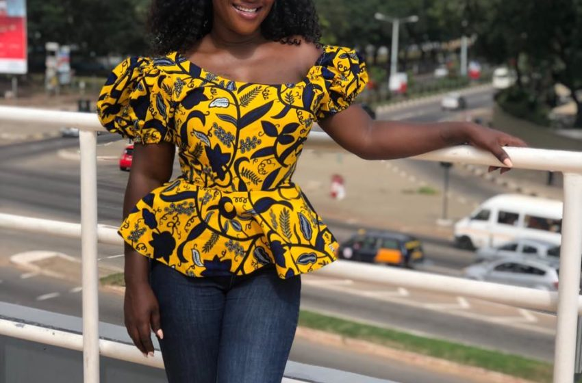 Popular Female Radio Presenter Celebrates Her Husband With A Very Sweet Message On their First Marriage Anniversary – Social Media Users Reacts (+Photo)