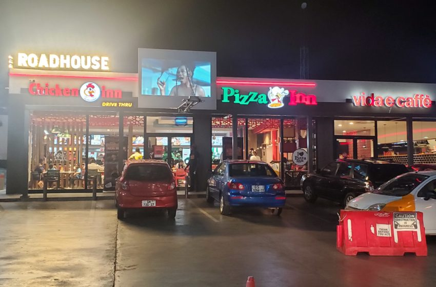 Simbisa Launches RoadHouse Drive-In Service At PizzaInn And ChickenInn