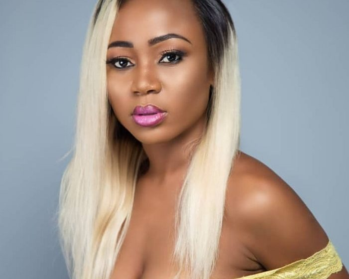 So Sad: Akuapem Poloo And Son Sorrowfully Apologize To Ghanaians For Forgiveness