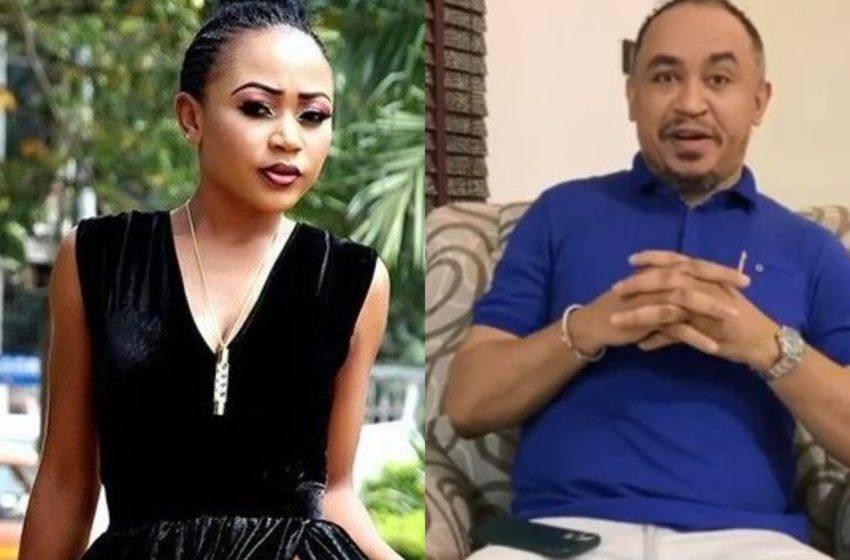 Nigerian Broadcaster, Daddy Freeze Defends Rosemond Brown's Nude Photo With Bible Quotes