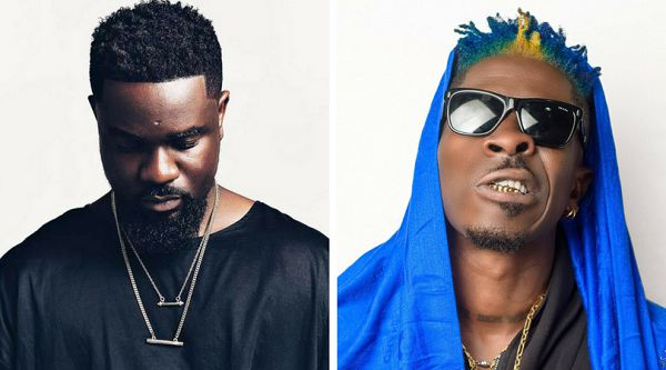 Sarkodie And Shatta Wale Reunite On Radio