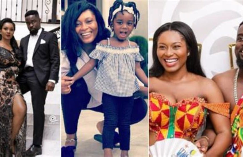 14 Days Quarantine Over, Sarkodie And Family Return Home – Watch Video