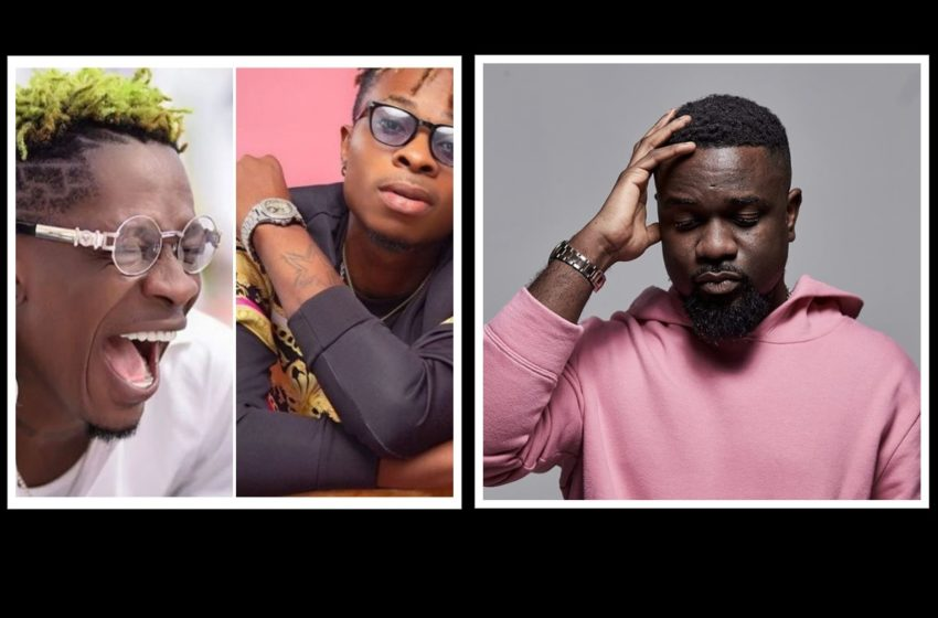 Don't Ever Compare Sarkodie To Shatta Wale – Natty Lee To Critics