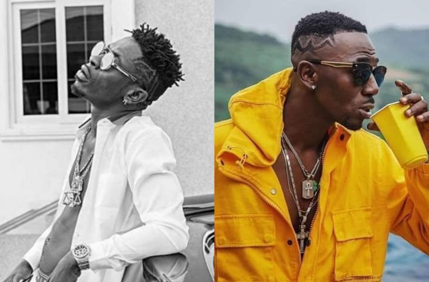Shatta Wale Is Telling People Not To Promote Us – Joint 77 Alleges