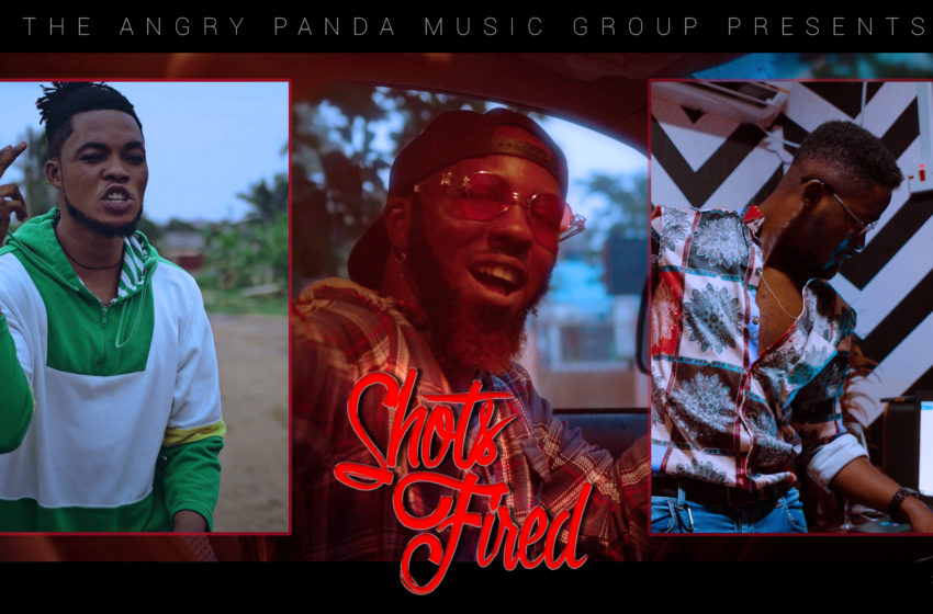 Angry Panda Releases Debut Music Video  'Shots Fired' Featuring FRD, Kojo Linton And Q