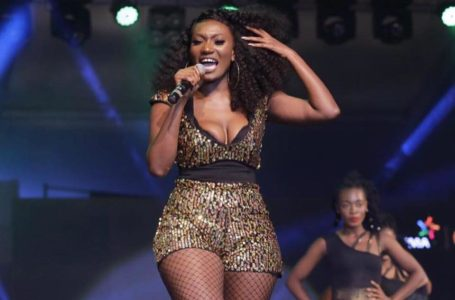 Wendy Shay Reechoes How She Came To Ghana With Just 50 Euros