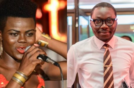 Wiyaala Apologizes To Musicians And Arnold After Her Outburst