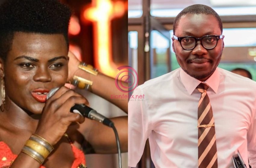 Throwback Video Of When Wiyaala And Arnold Asamoah-Baidoo Were Like Best Friends And Danced Together Pops Up (Watch )