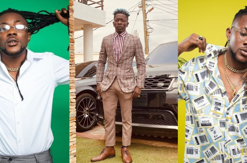 Addi Self Eulogizes Shatta Wale After Beyoncé Collaboration – Says He Is Proud Of Him