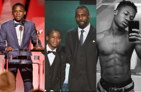 Beast Of No Nation Star Abraham Attah Turns Rastaman In America (See Photos Of How He Looks Now)