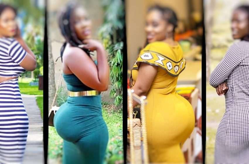 CHRIS' THOUGHT: The New Craze For Big Butts Using Creams, Pills, And Surgery Among Ghanaian Women – Na Who Cause Am?
