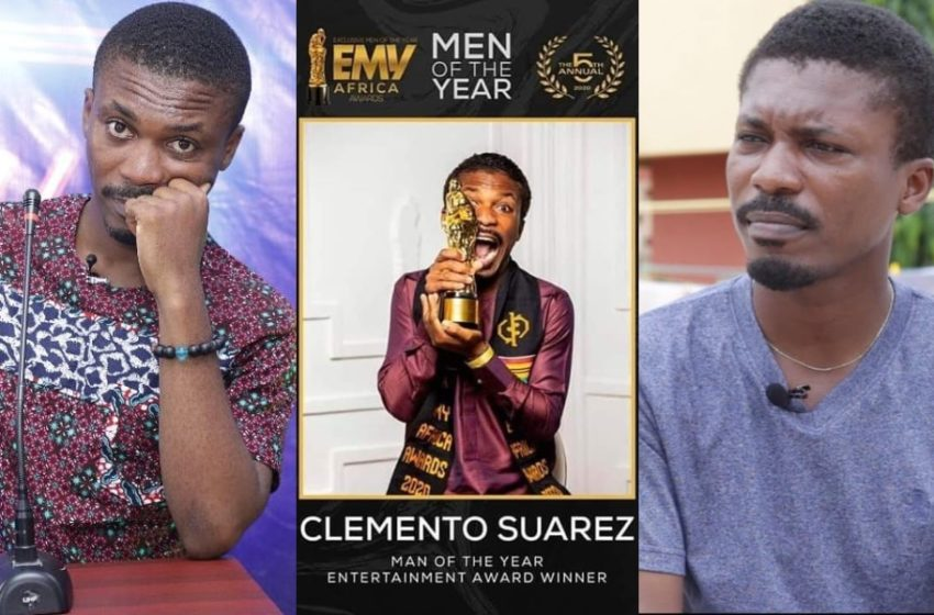 Meet The Lovely, Adorable And Supportive  Parents Of Award-Winning Comedian Clemento Suarez (+Photos)