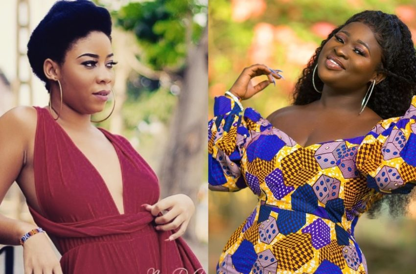 Sista Afia Vows Never To Love Singer Dede Supa After She Warned Her Again On Social Media (See Post & Photo)