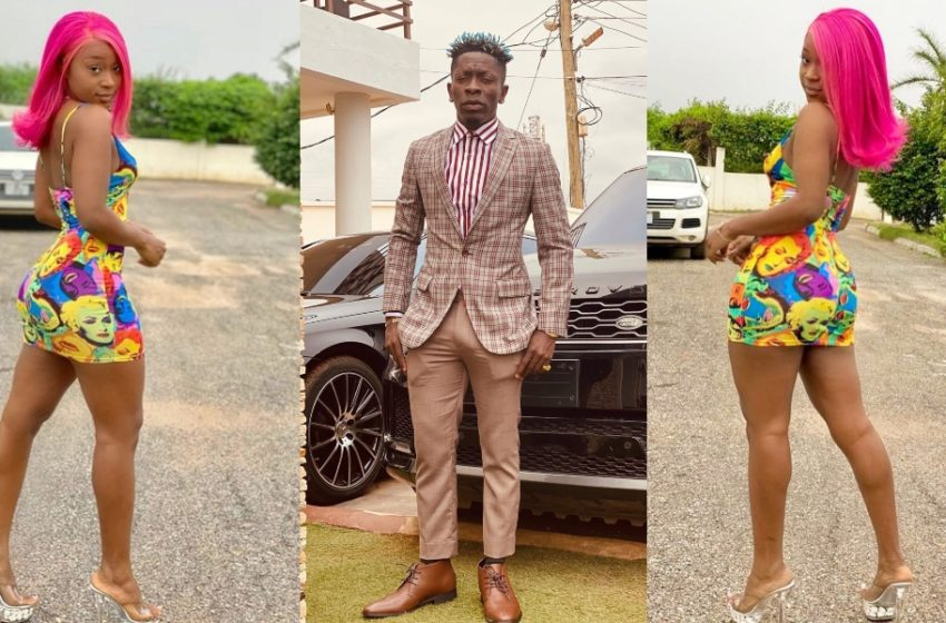 Sankofa Yen Kyi! Shatta Wale And Efia Odo Quash Their Beef And Become Besties Again (+Photo)