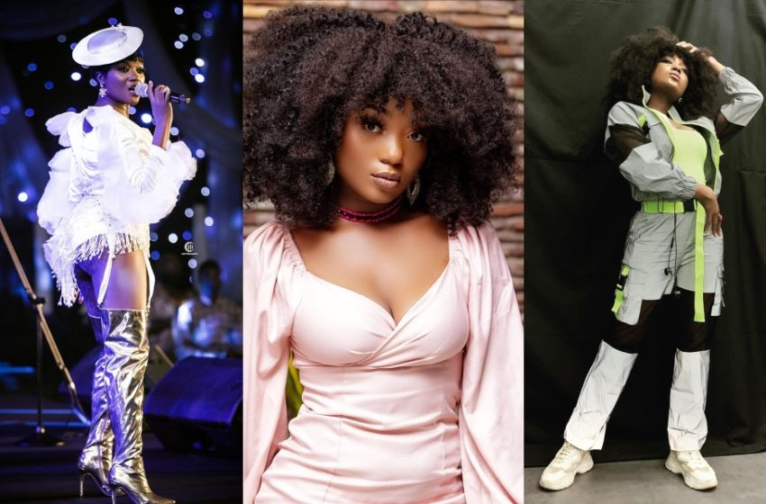 """I Will Not Die"" – Efya Reacts To Nigel Gaisie's Death Revelation About Her"