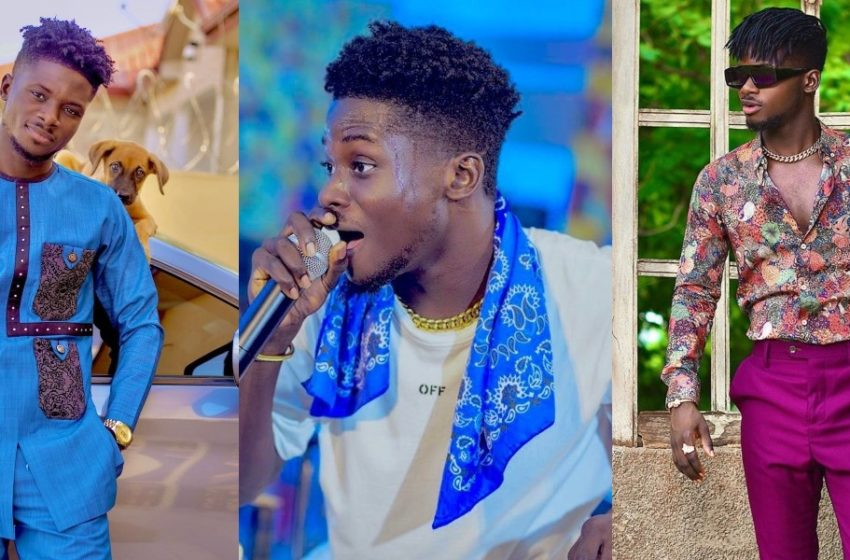 Kuami Eugene Welcomes His First Child; Releases Video of His New Born Baby Girl