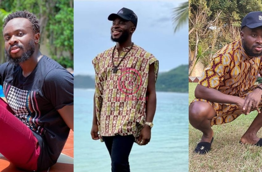 Fuse ODG Burns Portrait of Jesus And Gives Solid Reasons For His Action (Watch Video)