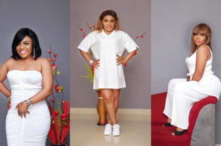 Popular Actress And CEO Louisa Adinkra Celebrates Birthday In Grand Style With 4 Stunning Photos