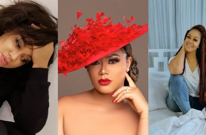 Nadia Buari Finally Shows The Full Face Of Her Third Child In New Video; Celebs Fall In Love With Her Beauty (Watch)