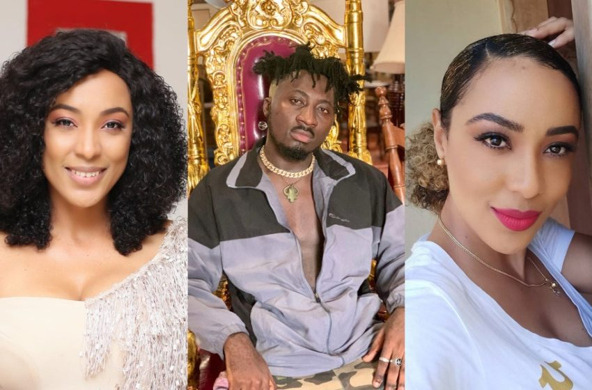Nikki Samonas Is My Crush But I Want To Live Long So I Won't Venture – Amerado Confesses (Watch Video)