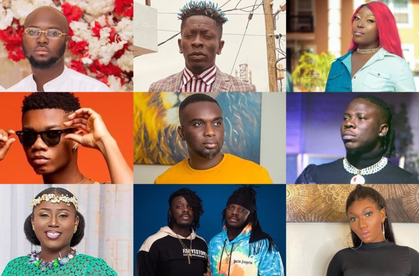 Full List Of Nominees For 2020's Ghana Music Awards-USA Released (See ALL The Nominees)