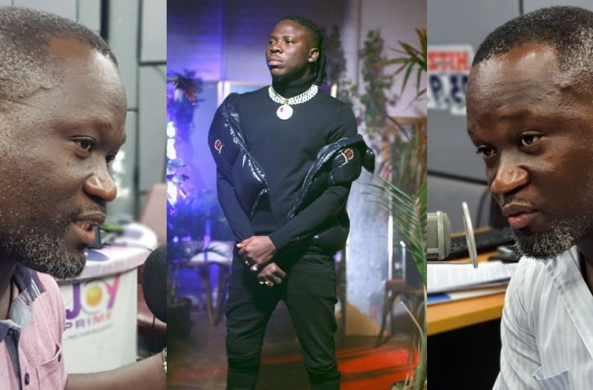 You Cannot Describe This Thing As Music – Ola Michael Jabs Stonebwoy Over Putuu Song; Abena Moet, Lekzy Disagree (Watch Video)