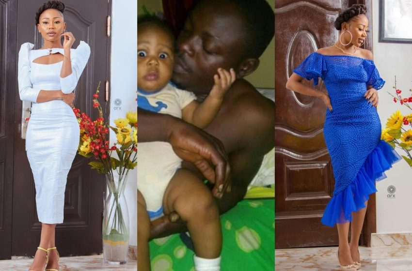Akuapem Poloo Is A Disgrace To All Women And Needs To Be Punished Severely – Actress' Baby Daddy Speaks