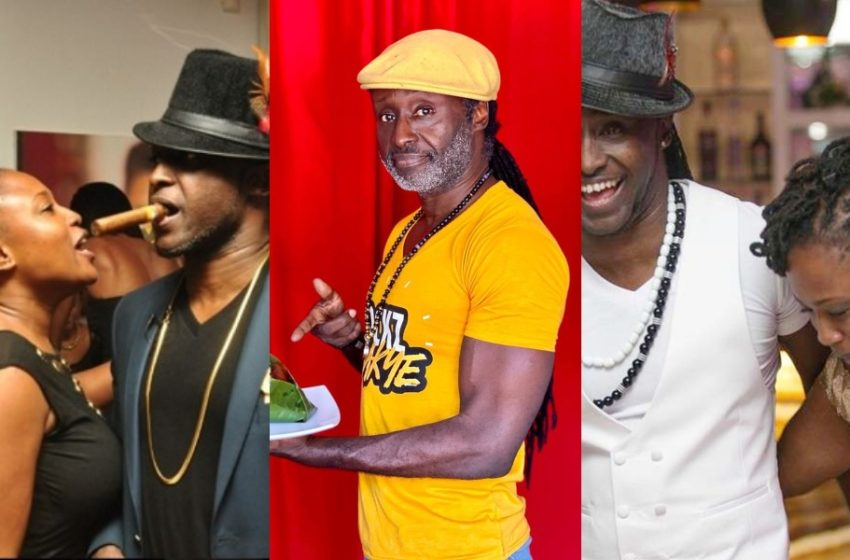 Reggie Rockstone's Wife Questions Him Over Nude Photos Of Slayqueens She Found On His Phone (Watch How He Defended Himself In Video)